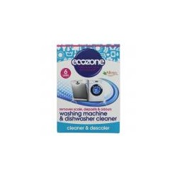 Ecozone Dishwaher & Washing Machine Cleaner