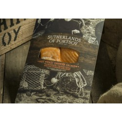 Sutherlands of Portsoy Hot Smoked Salmon