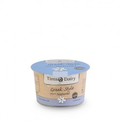 Tim's Dairy Natural Greek Yoghurt