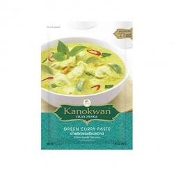 Kanokwan Thai Green Curry Paste 100g