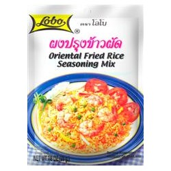 Lobo Oriental fried Rice Seasoning