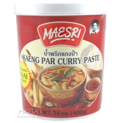 Maesri KaengPar Curry Paste 400g
