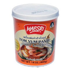 Maesri Tom Yum Paste 400g