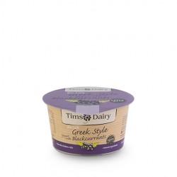 Tim's Dairy Blackcurrant Greek Yoghurt