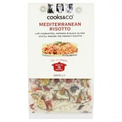 Cooks & Co Mediterranean Risotto