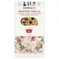 Cooks & Co Seafood Paella