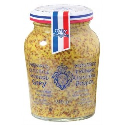 Grey Poupon Wholegrain Mustard