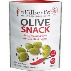 Mr Filberts Chilli Olives