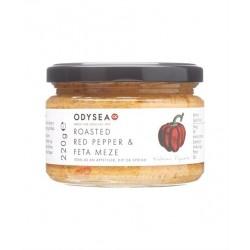 Odysea Red Pepper & Feta Meze
