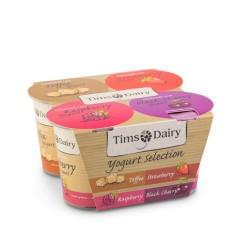 Tim's Dairy Yoghurt Multi-pack