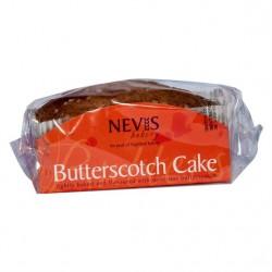 Nevis Butterscotch Cake