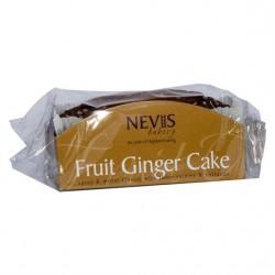 Nevis Fruit Ginger Cake