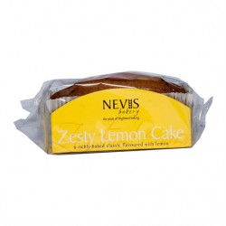 Nevis Lemon Cake