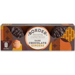Border Dark Choc Gingers