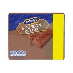 McVities Bourbon Creams