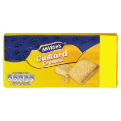 McVities Custard Creams