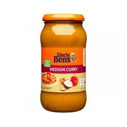Uncle Bens Medium Curry Sauce