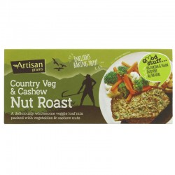 Artisan Grains Veg & Cashew Nut Roast