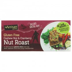 Artisan Grains Cashew & Cranberry Nut Roast