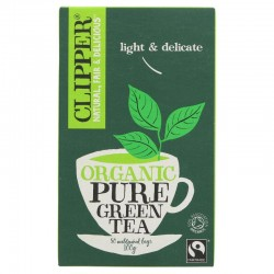 Clipper Organic Green Tea 50 bags