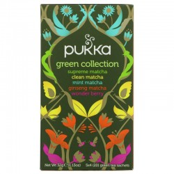 Pukka Green Tea Collection