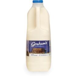 Grahams Whole Milk