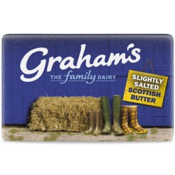 Grahams Salted Butter