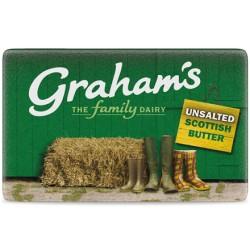 Grahams Unsalted Butter