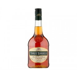 Three Barrels Brandy