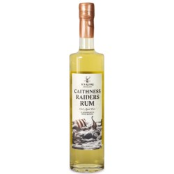 Caithness Raiders Rum