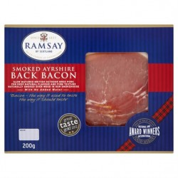 Ramsay Smoked Back Bacon