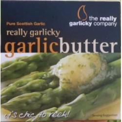 Really Garlicky Garlic Butter