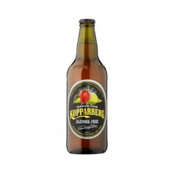 Kopparberg Strawberry & Lime Alcohol Free