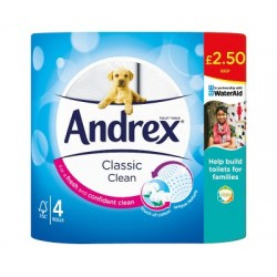 Andrex 4 Pack